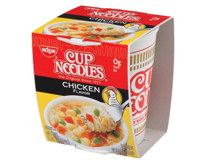 Cup Noodles Chicken Flavor