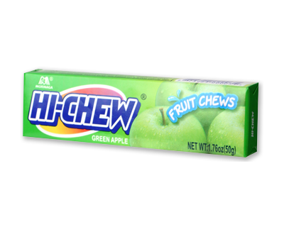 Hi-Chew Green Apple Fruit Chews
