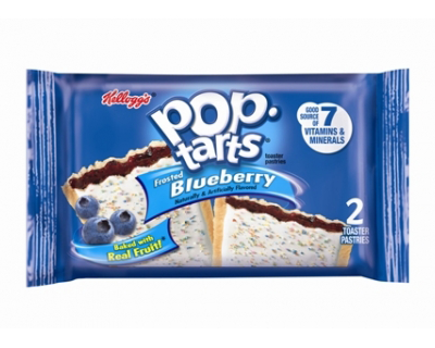 Pop Tarts Blueberry