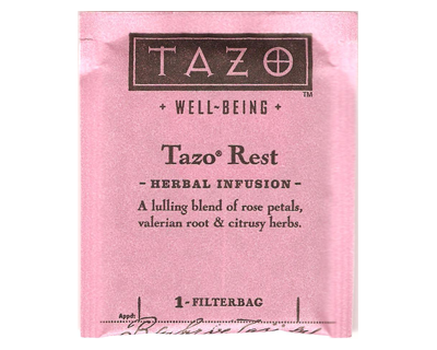 Tazo Tea Rest Herbal Infusion